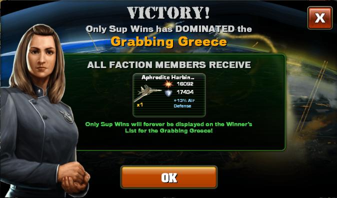 Grabbing Greece
